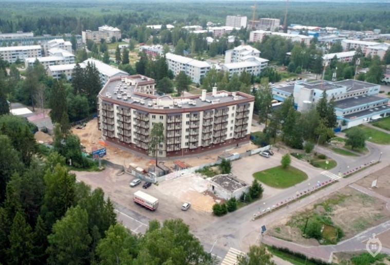"""ЖК """"Парковый"""": добротный эконом в 40 км от Петербурга - Фото 4"""