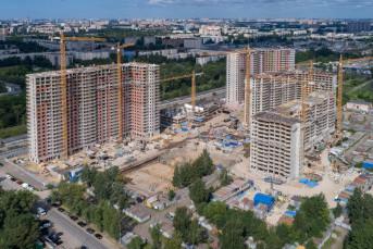 "Банк ""Дом.рф"" даст ипотеку на квартиры в ЖК ""Охта Хаус"""