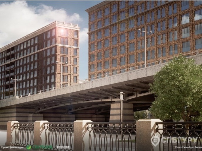 Docklands: стильные апартаменты с видом на Малую Неву - Фото 5
