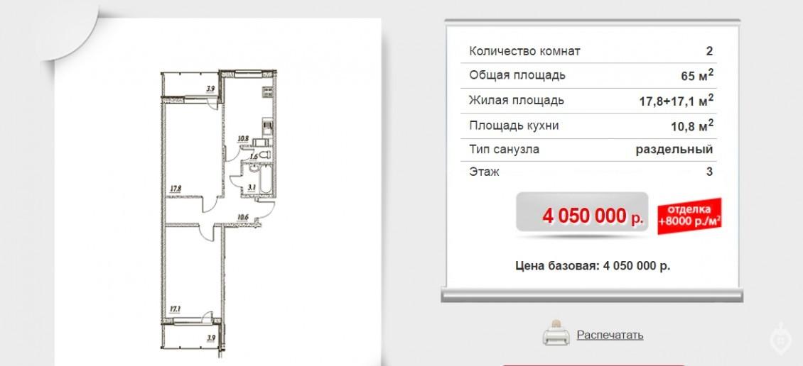 """ЖК """"Брусничный"""": три монолитных дома в Янино - Фото 6"""