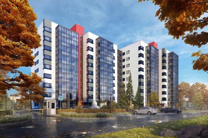 """Бинбанк оформляет ипотеку на квартиры в ЖК """"Новый дом в Луге"""""""