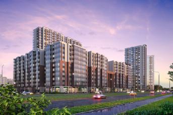 Больше всего квартир продается в Приморском районе