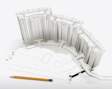 Бывшая воинская часть в Русановке будет застроена новыми жилыми домами