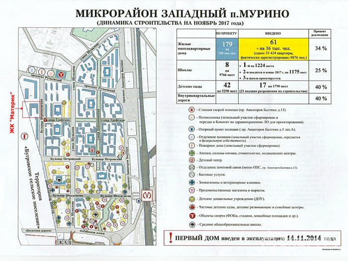 """ЖК """"Материк"""": маленькие квартиры в перенаселенном Мурино - Фото 40"""