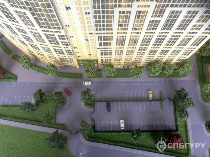 Green City – современный жилой комплекс в депрессивном месте. - Фото 38