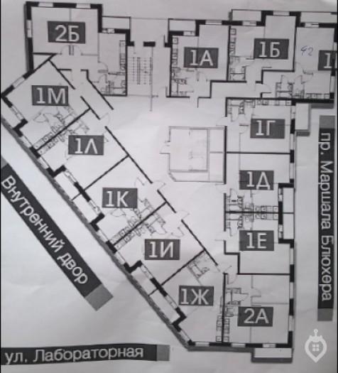 """ЖК """"Пифагор"""": геометрия комфорта или суровая проза эконом-класса?   - Фото 22"""