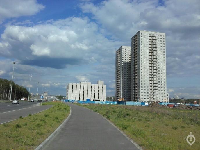 """ЖК """"Новоорловский"""": крупный жилой комплекс на Суздальском шоссе возле Новоорловского лесопарка - Фото 15"""