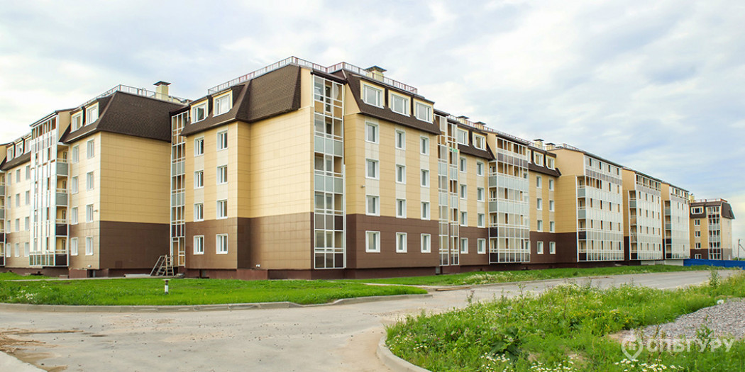 """""""Неоклассика"""": симпатичные малоэтажные дома при въезде в Пушкин - Фото 10"""