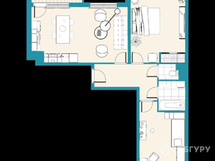 """ЖК """"Стереос"""": многоэтажный комплекс на зеленой окраине - Фото 34"""