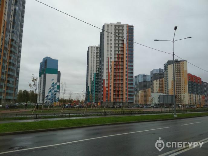 """ЖК """"Новая Охта 2"""": жилье с отделкой и городской пропиской за линией КАД - Фото 8"""