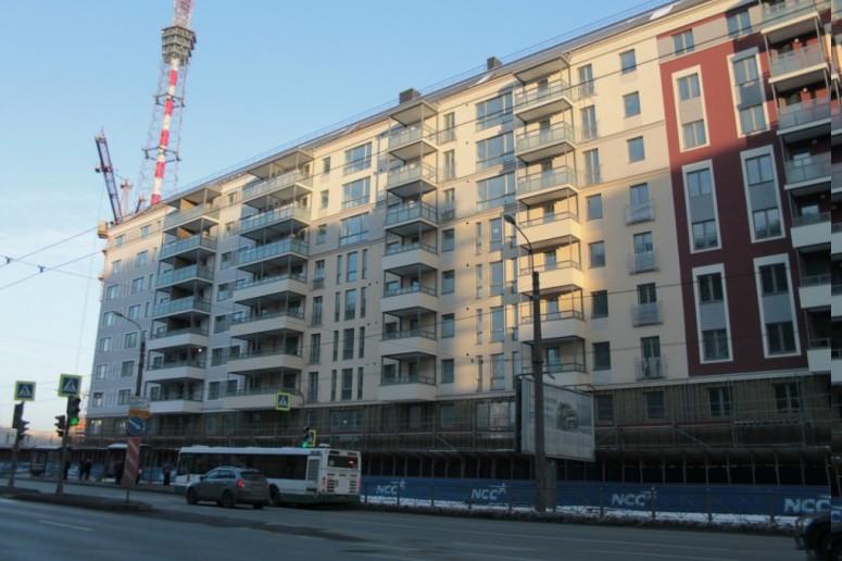 ЖК «Европа Сити»: крупный жилой комплекс от ЛСР на Петроградке - Фото 16