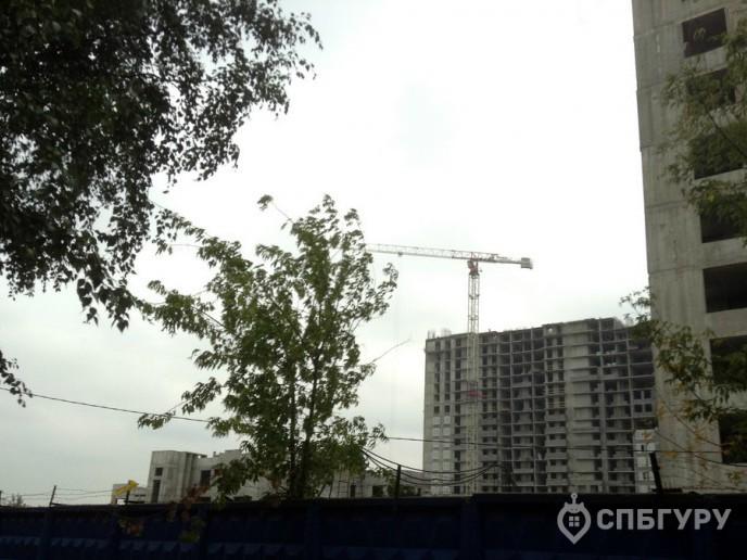 Green City – современный жилой комплекс в депрессивном месте. - Фото 32