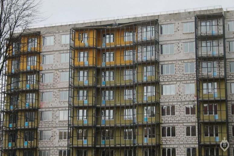 """ЖК """"Брусничный"""": три монолитных дома в Янино - Фото 33"""