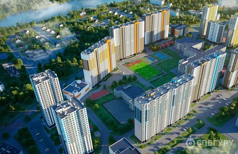 """ЖК """"Цветной город"""": новая палитра на пустыре - Фото 4"""