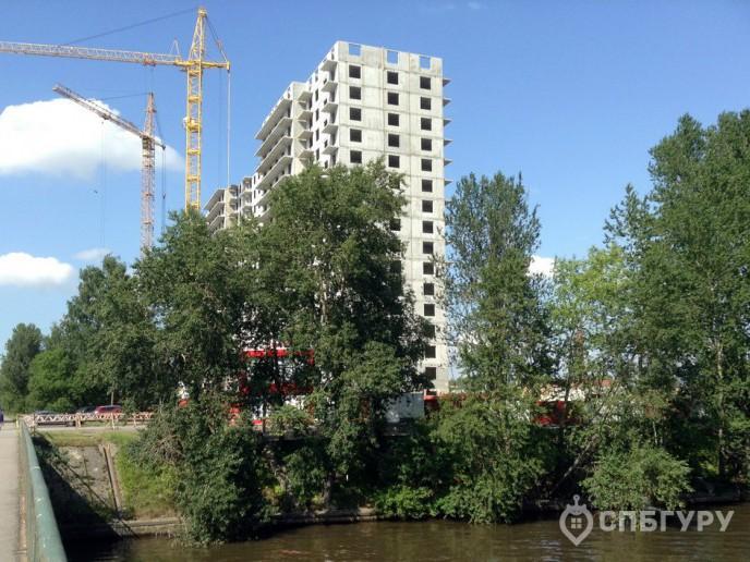 ЗимаЛето – приятный комплекс на берегу реки, недалеко от метро. - Фото 21