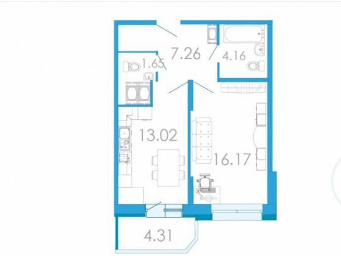 """ЖК """"Медалист"""": кирпичный дом с недорогими квартирами на месте складской постройки - Фото 22"""