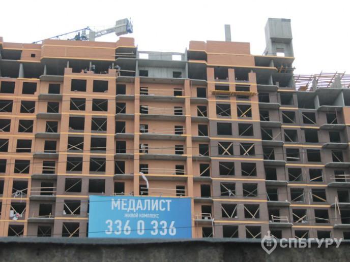 """ЖК """"Медалист"""": кирпичный дом с недорогими квартирами на месте складской постройки - Фото 14"""