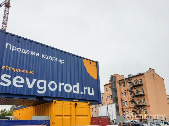 """ЖК """"Дом на набережной"""": проект, потеснивший новый мост через Неву - Фото 42"""