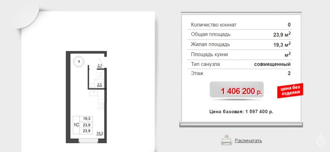 """ЖК """"Брусничный"""": три монолитных дома в Янино - Фото 16"""