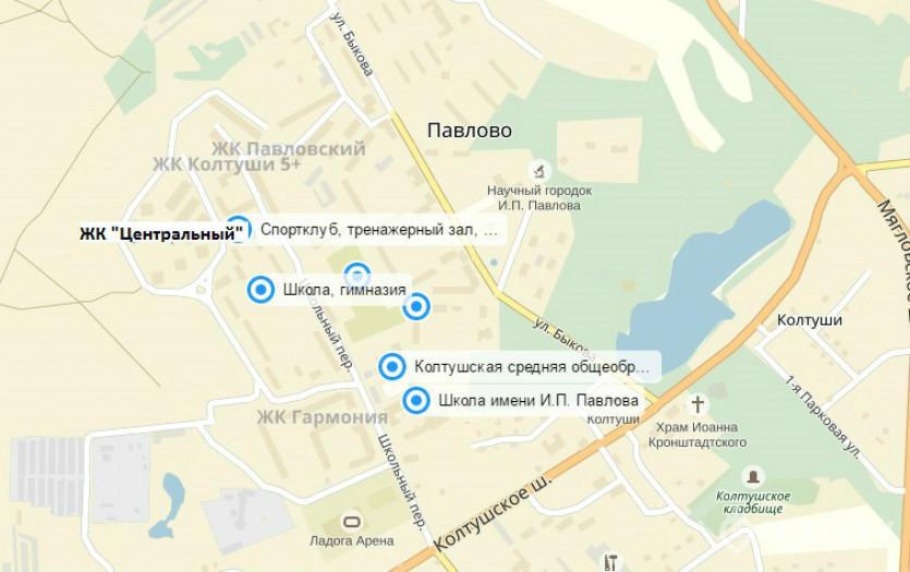 """ЖК """"Центральный"""": близко от КАД, но далеко от инфраструктуры - Фото 13"""