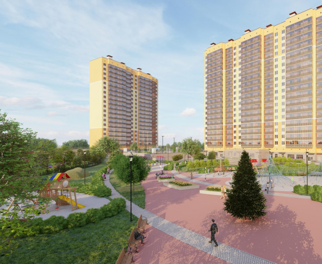 """ЖК """"Мурино Парк"""": солнечный комплекс с плюшками у метро - Фото 14"""