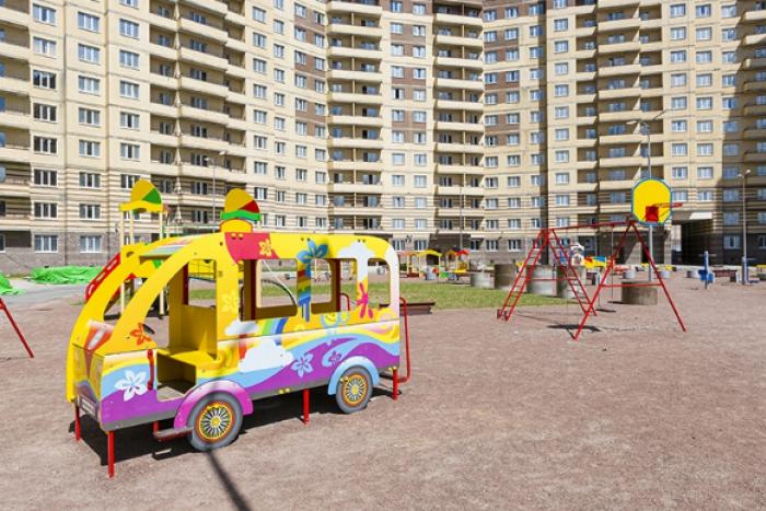 """Детский сад в ЖК """"Муринский Посад"""" готовится к вводу"""