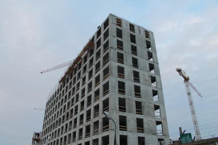 Docklands: стильные апартаменты с видом на Малую Неву