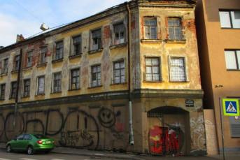 Дом 1873 года перестроят под апартаменты
