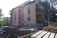 """""""Дом с фараонами"""" в Коломягах ждет частичный демонтаж"""