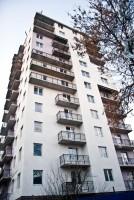 """Два дома бывшего ЖК """"Охта-Модерн"""" должны ввести в эксплуатацию летом"""