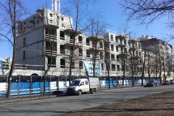 """""""Две эпохи"""": еще один интересный жилой комплекс на Васильевском острове"""