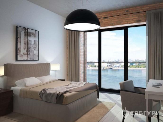 Docklands: стильные апартаменты с видом на Малую Неву - Фото 34