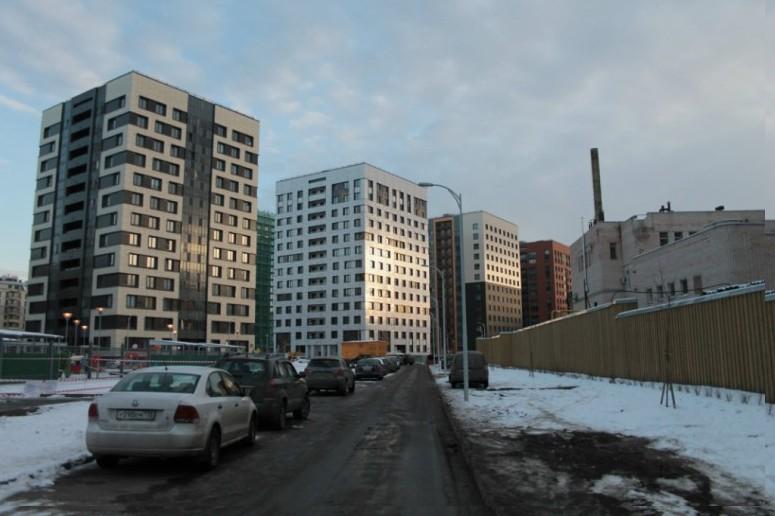 ЖК «Европа Сити»: крупный жилой комплекс от ЛСР на Петроградке - Фото 14