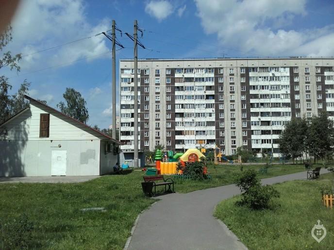 """ЖК """"Старая крепость"""": огромный дом у парка в Мурино - Фото 12"""