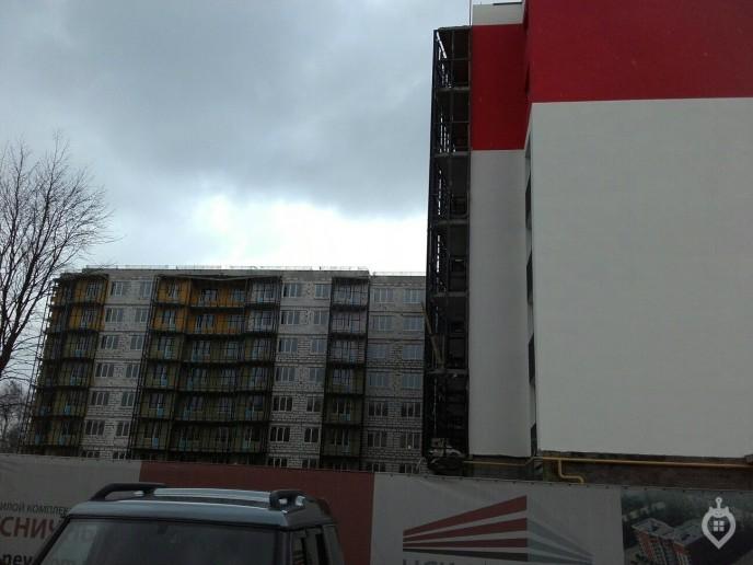 """ЖК """"Брусничный"""": три монолитных дома в Янино - Фото 21"""