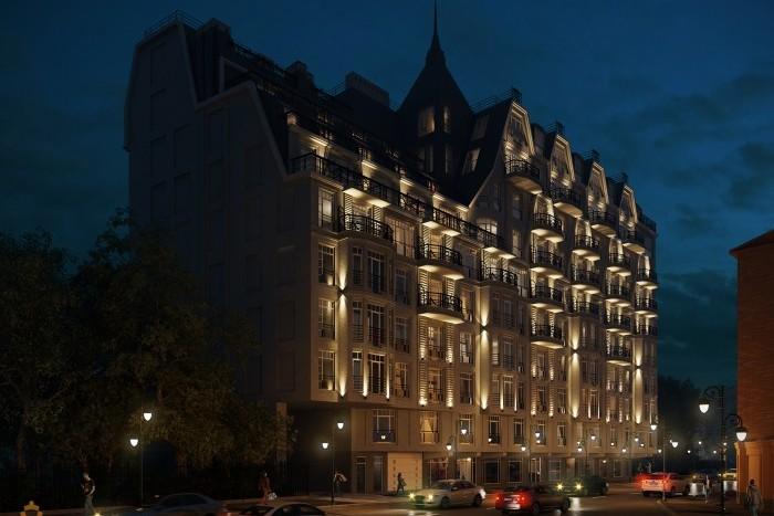 Элитная недвижимость пользуется повышенным спросом у петербуржцев
