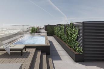Euroinvest Development построит ЖК с джакузи и панорамным баром на крыше