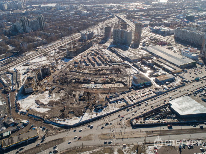 """ЖК """"Приморский квартал"""": корпуса вовсю строятся, а район не готов - Фото 11"""