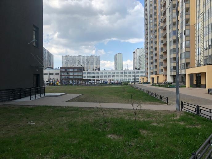 """ЖК """"Цивилизация на Неве"""": сталинский ампир в окружении промзоны - Фото 43"""