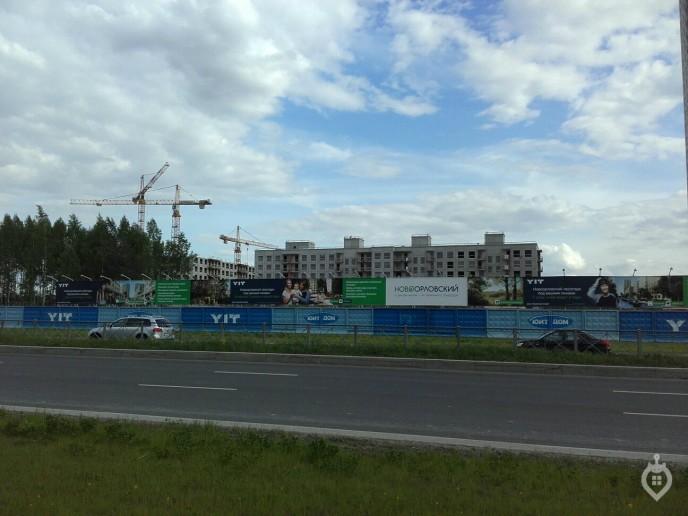 """ЖК """"Новоорловский"""": крупный жилой комплекс на Суздальском шоссе возле Новоорловского лесопарка - Фото 22"""