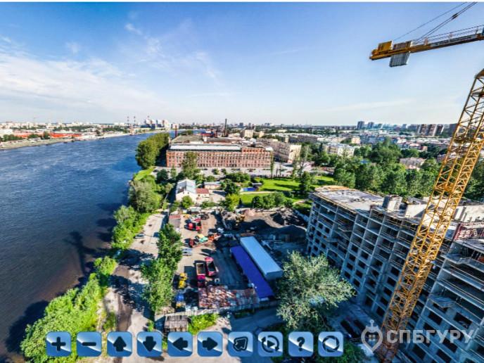 """ЖК """"Дом на набережной"""": проект, потеснивший новый мост через Неву - Фото 20"""