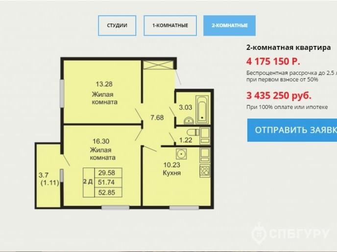 """""""Кудров-Хаус"""": скромный дом по скромным ценам и по договору ЖСК - Фото 24"""