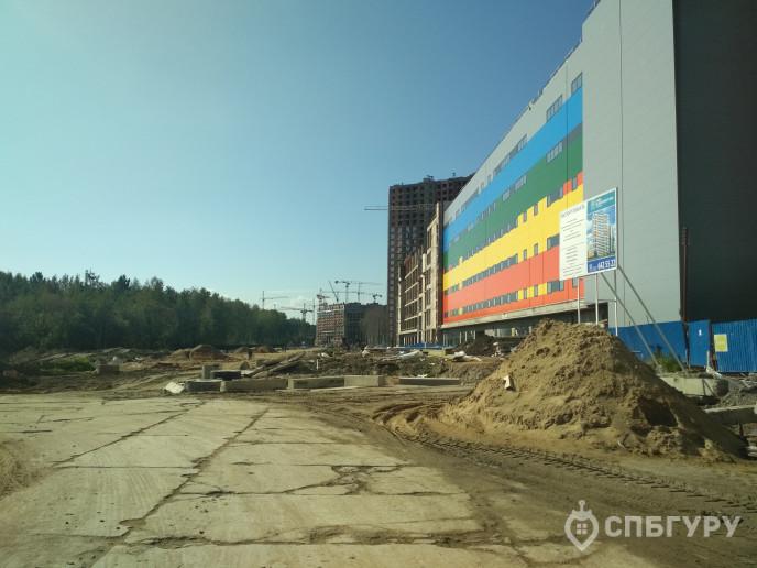 """ЖК """"Полис на Комендантском"""": маленькие квартирки в районе с большими планами - Фото 47"""