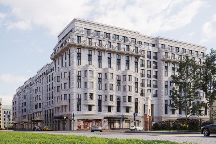 "Glorax Development выкупил землю под проект ""Grand House"" в центре Санкт-Петербурга"