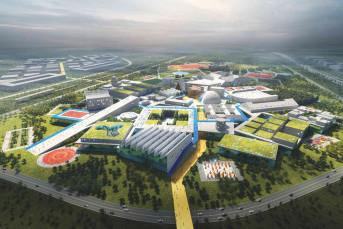"""Город-спутник """"Южный"""" начнут строить в 2022 году"""