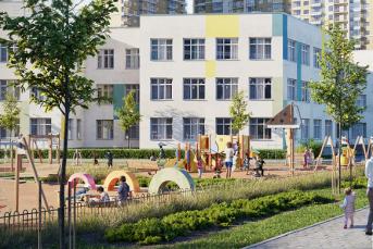 """""""Группа ЛСР"""" достроит к 2021 году несколько школ и детсадов"""