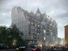 """Холдинг """"ЮИТ"""" построит массивный жилой дом по улице Чапаева, 16а"""
