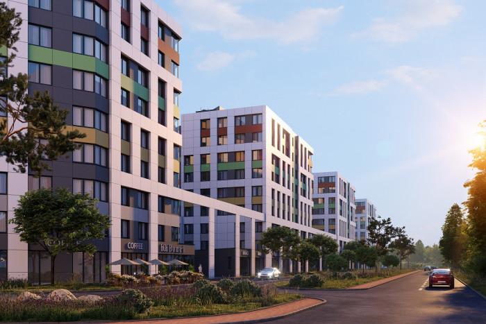 """Компания """"Аквилон-Инвест"""" приступает к строительству нового комплекса"""
