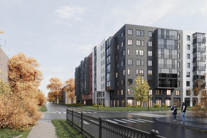Компания Bonava оформила участок под строительство нового ЖК