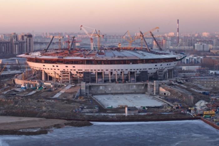 """Координировать достройку стадиона """"Зенит"""" будет специальный штаб"""